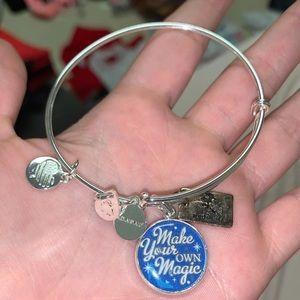 New walk Disney world Alex and Ani charm bracelet